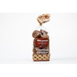 Sachet de mini-palets tout chocolat 250g