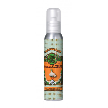 Huile d'olive ail 100ml