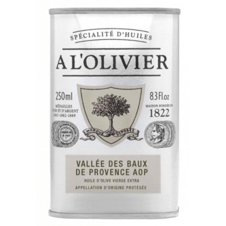 Huile d'olive des Baux de Provence